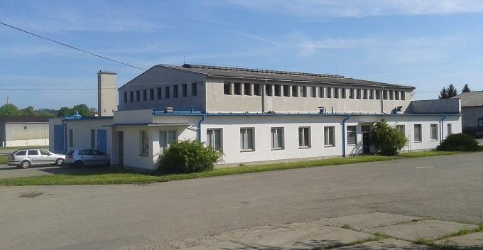 Budova OMI